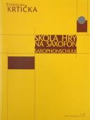 Škola hry na saxofon - Krtička Stanislav