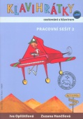 Klavihrátky cestování s klavírem - Oplištilová I. Hančilová Z.