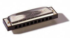 Hohner Special 20 G Classic Country Tuning - foukací harmonika
