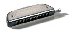 Hohner Chrometta 10 C - foukací harmonika