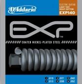 D´Addario EXP 140 - struny na elektrickou kytaru 10/52
