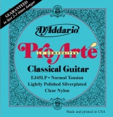 D'Addario EJ 45 LP - nylonové struny pro klasickou kytaru