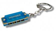 Hohner Mini Color Harp C - harmonika s přívěškem na klíče