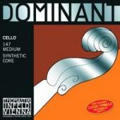 Dominant violoncellová struna D-Cr