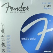 Fender 3150 R Original Bullets - struny pro elektrickou kytaru
