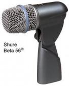 Shure BETA 56 A