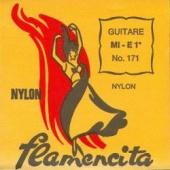 Flamencita střední