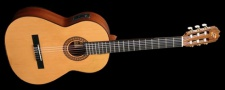 Admira JUANITA-E elektro-akustická španielska gitara
