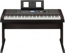 Yamaha DGX 650 B - digitálne piano s doprovodmi