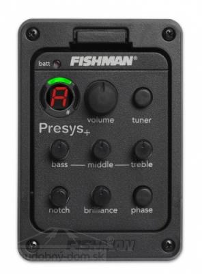 Fishman Presys+ PSY 201 - ozvučení pro akustickou kytaru