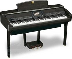 Yamaha CVP 405 - clavinova s doprovody