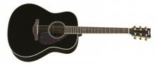 YAMAHA LL 6 BL - westernová kytara s pouzdrem