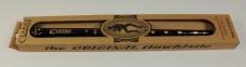 Clarke Whistle Diamond Décor D Black - irská flétna celoplechová