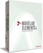 STEINBERG WaveLab Elements 8 Retail - hudební software
