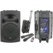 QTX QR 12 - ozvučovací PA systém