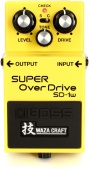 BOSS SD 1W Waza Craft - overdrive