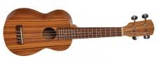HORA Z 1175 Soprano ukulele zebrano