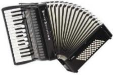 Weltmeister Model Juwel 30/72/III/5 klávesový akordeon
