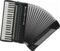 Weltmeister Model Saphir 41/120/IV/11/5 klávesový akordeon