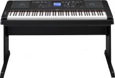 Yamaha DGX 660 B - digitálne piano s doprovody