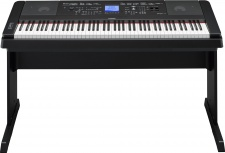 Yamaha DGX 660 B - digitální piano s doprovody