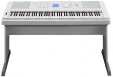 Yamaha DGX 660 WH - digitálne piano s doprovody