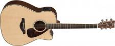 Yamaha FGX 830C NT - westernová kytara