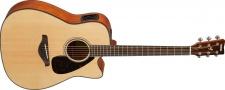 Yamaha FGX 800C NT - westernová kytara