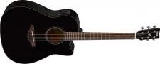 Yamaha FGX 800C BL - westernová kytara