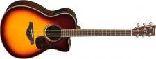 Yamaha FSX 830C BS - elektroakustická kytara