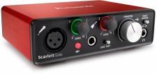 Focusrite Scarlett SOLO 2G - zvuková karta