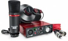 Focusrite Scarlett Solo Studio 2G - nahrávací set