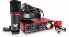 Focusrite Scarlett Studio 2G - domácí studio