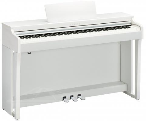 Yamaha CLP 625 WH - digitálne piano