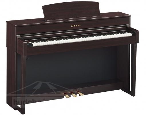 Yamaha CLP 645 R - digitálne piano