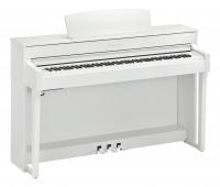 Yamaha CLP 645 WH - digitálne piano