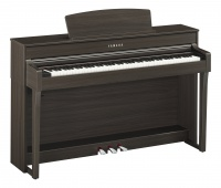 Yamaha CLP 645 DW - digitálne piano