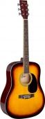 Stagg SA20D SNB - westernová kytara