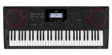 Casio CT X 3000 - klávesy s dynamikou