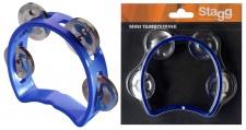 Stagg TAB MINI/BL - mini tamburína modrá