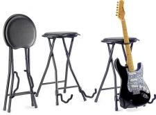 Stagg GIST 300 - stolička skládací s kytarovým stojanem