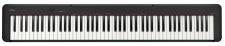Casio CDP S100 BK - klávesy s dynamikou