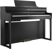Roland HP 704 CH - digitálne piáno čierne