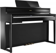 Roland HP 704 PE - digitálne piáno čierne