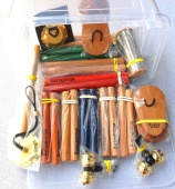 Woodklang Eco 16 + BOX - sada orfovských nástrojů
