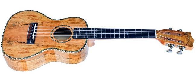 Smiger  SKS 07 + EQ 300T - sopránové ukulele s elektronikou