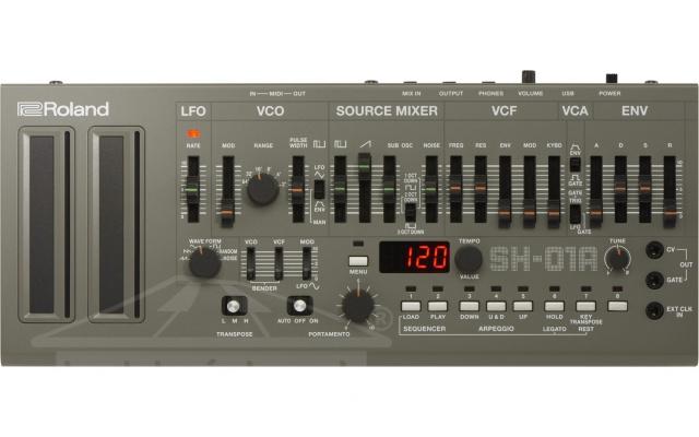 ROLAND SH 01 A - syntetizátor