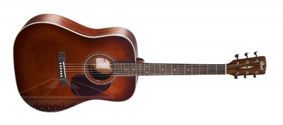 Cort Earth 70 BR - westernová kytara