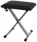 Truwer RSX 3 klávesová stolička - stříbrná