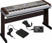 Yamaha DGX 640 W - prenosné digitálne piáno